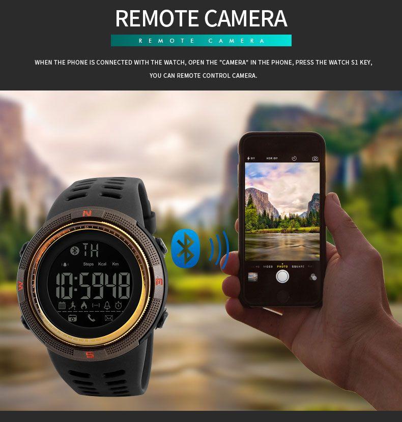 Skmei 1250 Sports Smart Digital Watch (10)