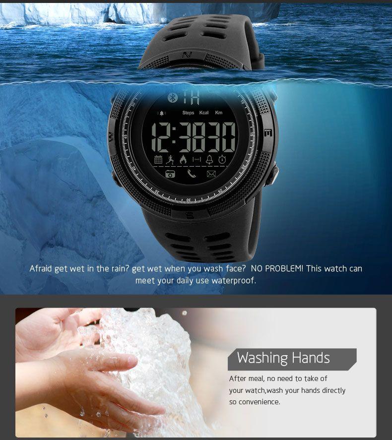 Skmei 1250 Sports Smart Digital Watch (4)