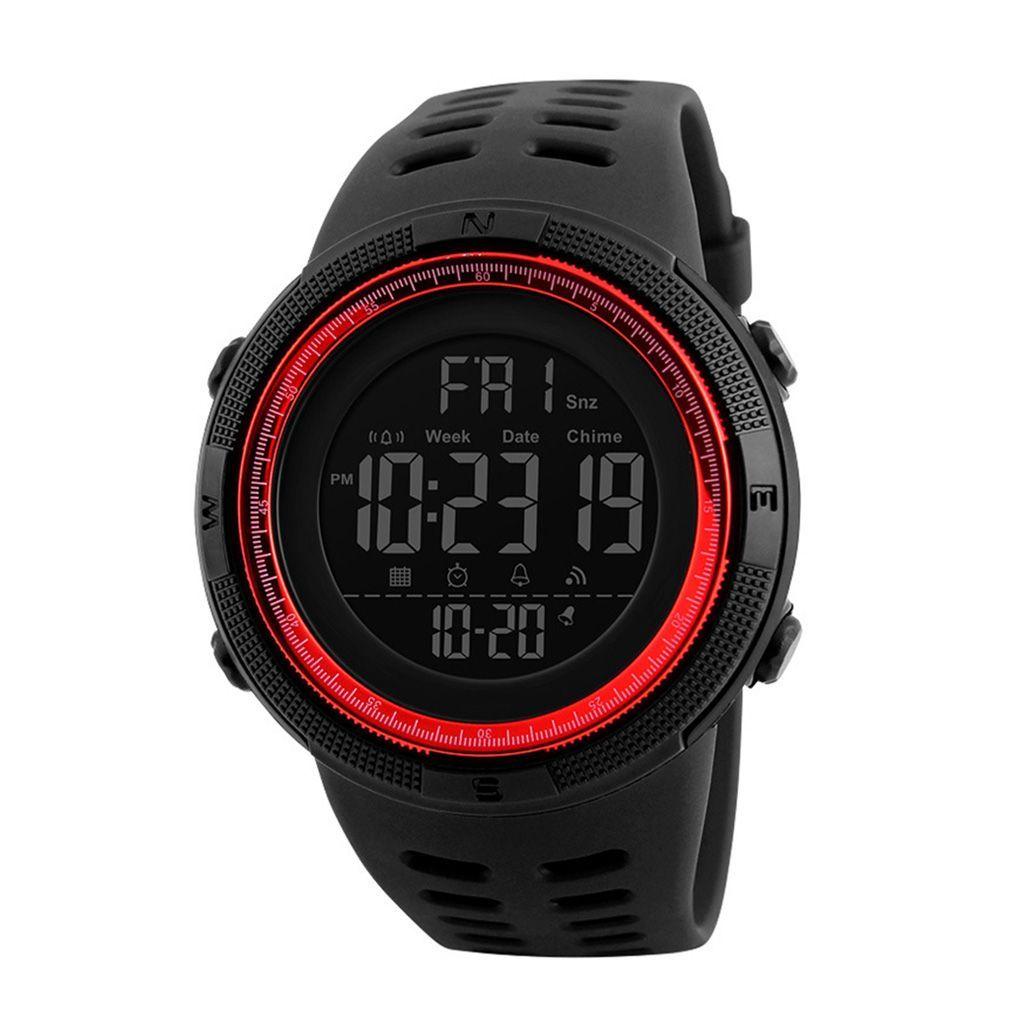 Skmei 1251 Waterproof Sports Digital Watch (5)