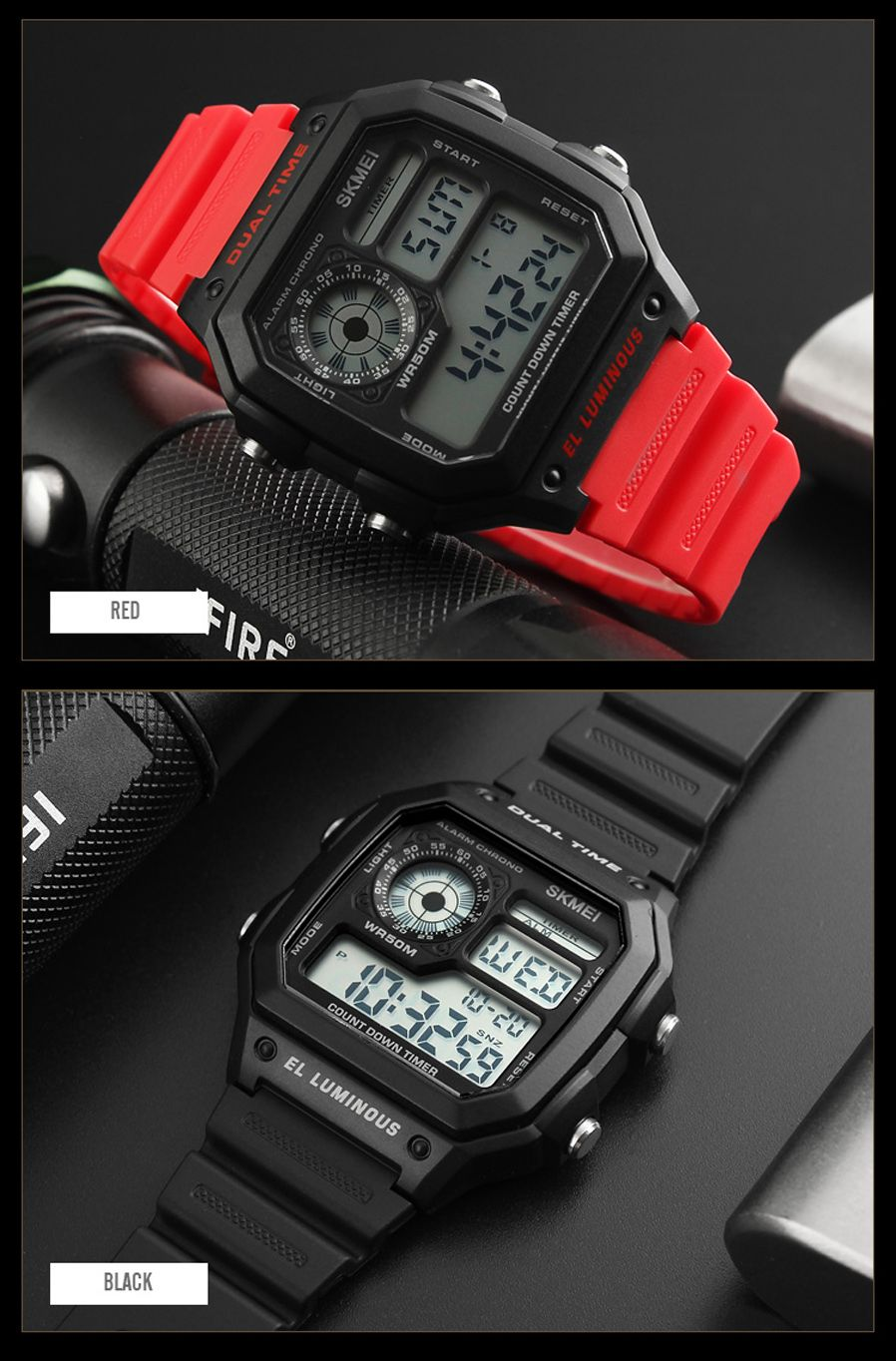 Skmei 1299 Digital Sports Watch (8)