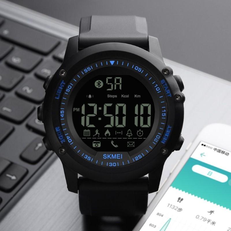 Skmei 1321 Mens Bluetooth Smart Watch (1)