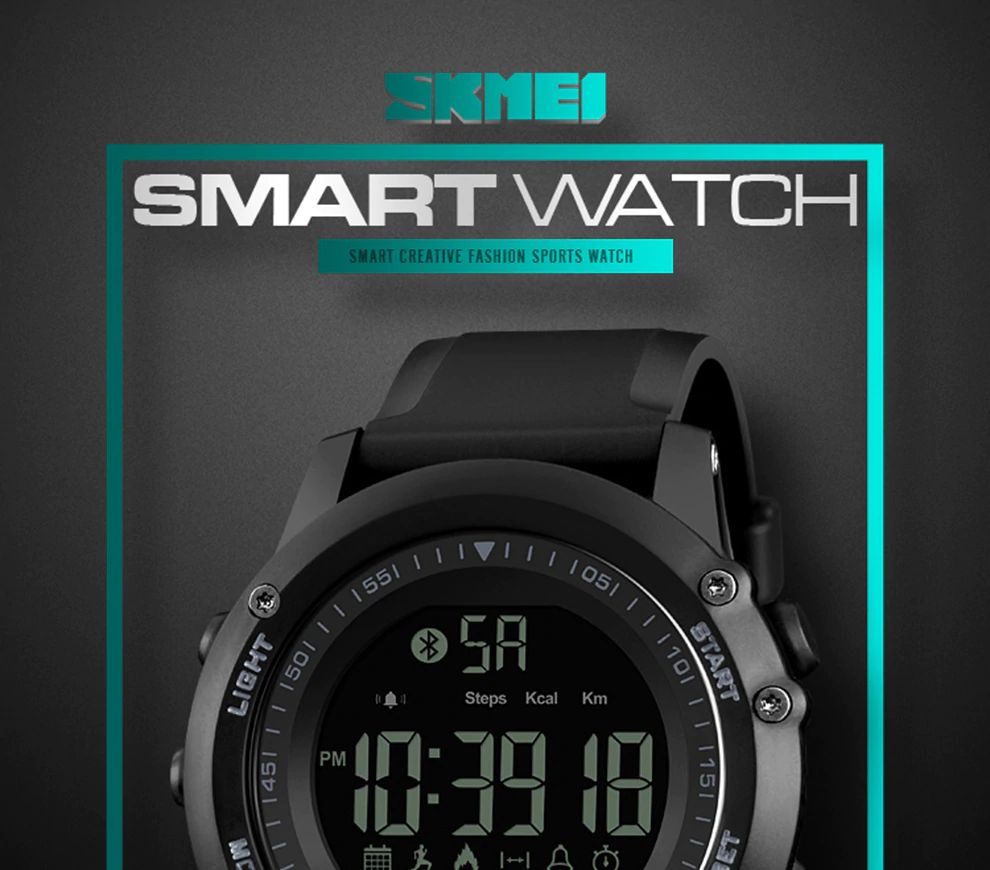 Skmei 1321 Mens Bluetooth Smart Watch (14)