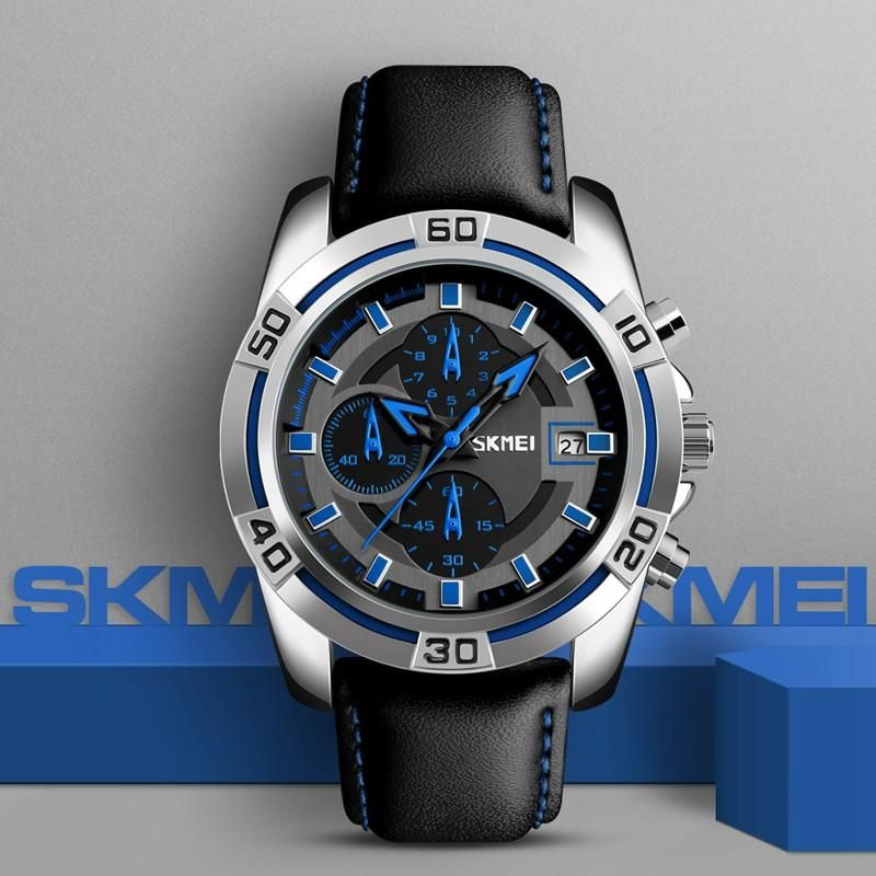 Skmei 9156 Sport Men Quartz Wrist Watch (1)