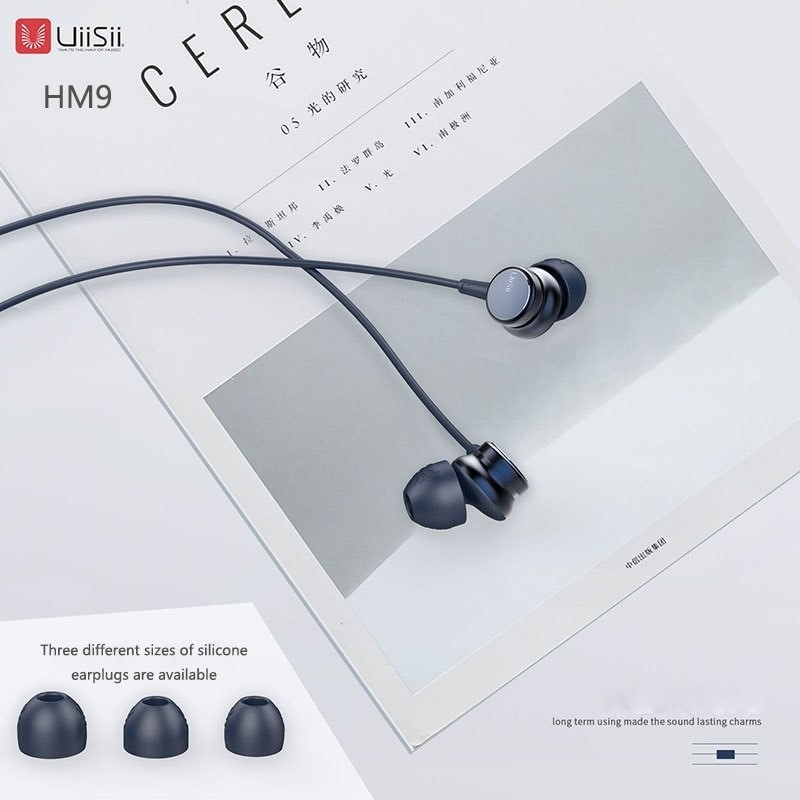 Uiisii Hm9 Wired Headset With Mic (10)
