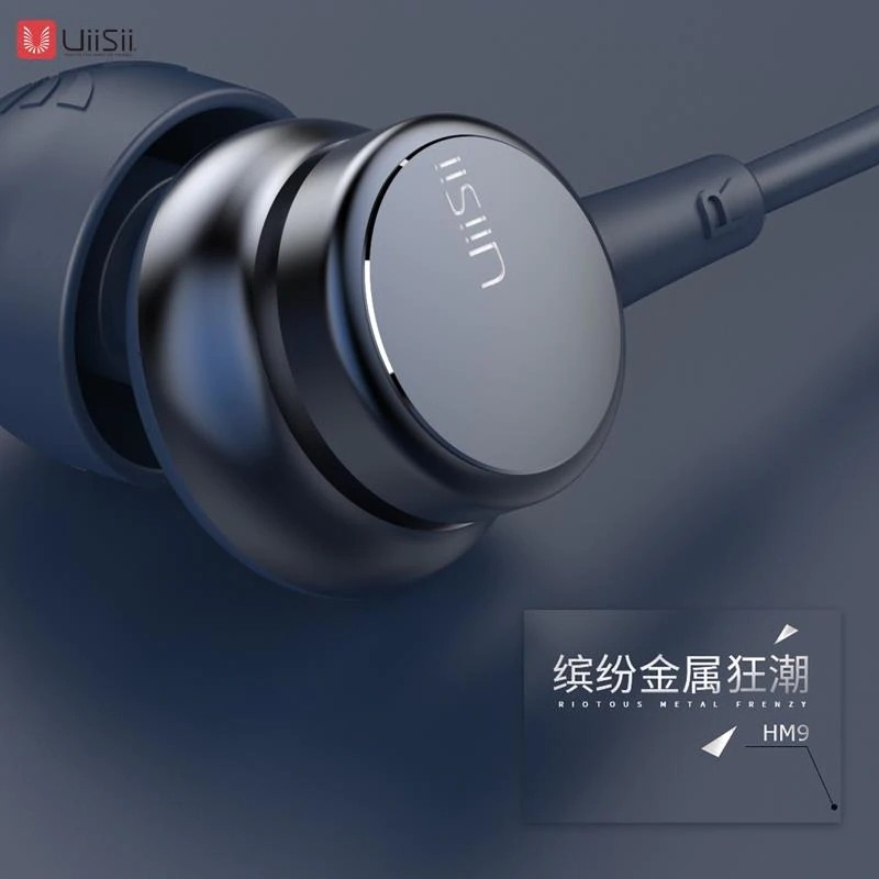 Uiisii Hm9 Wired Headset With Mic (4)