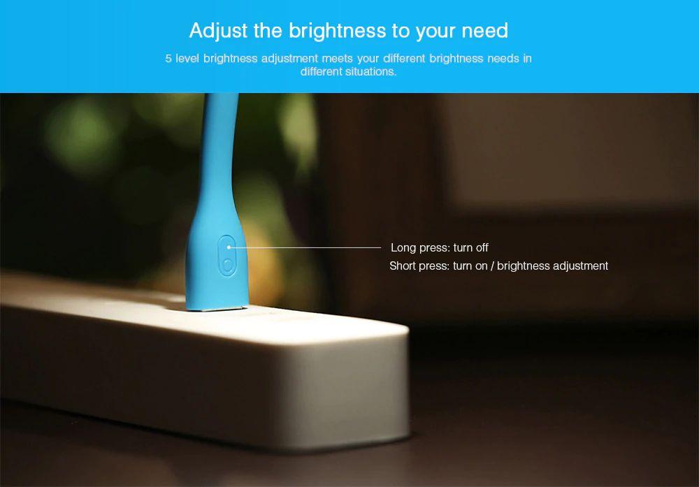 Xiaomi Led Light Enhanced Version With Usb (4)