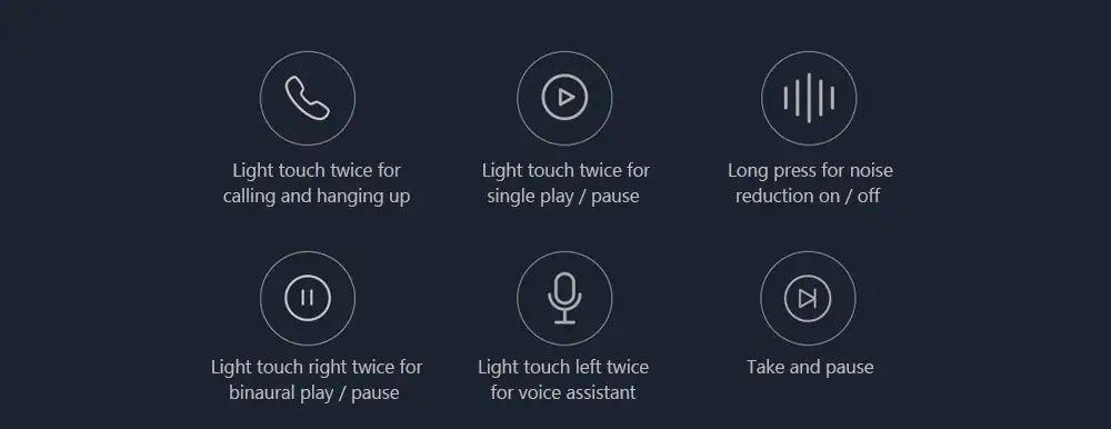 Xiaomi Mi Airdots Pro Tws Bluetooth Earphones (11)