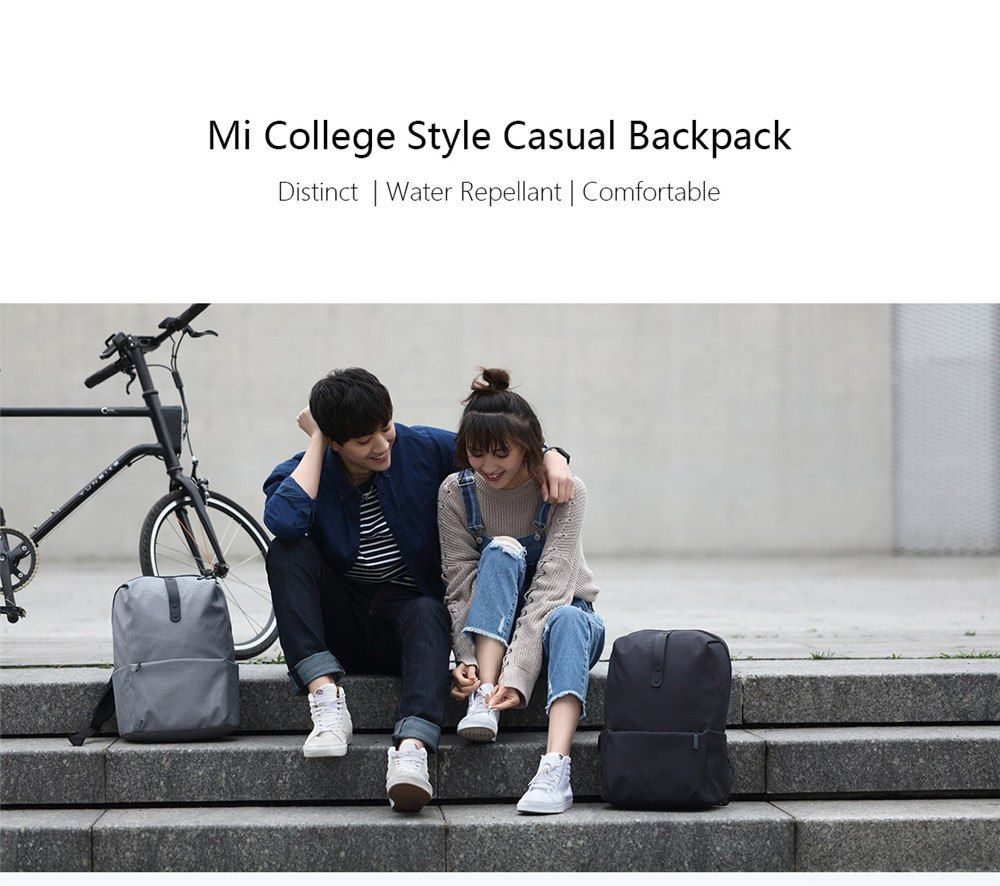 Xiaomi Mi Casual Backpack 19l (19)