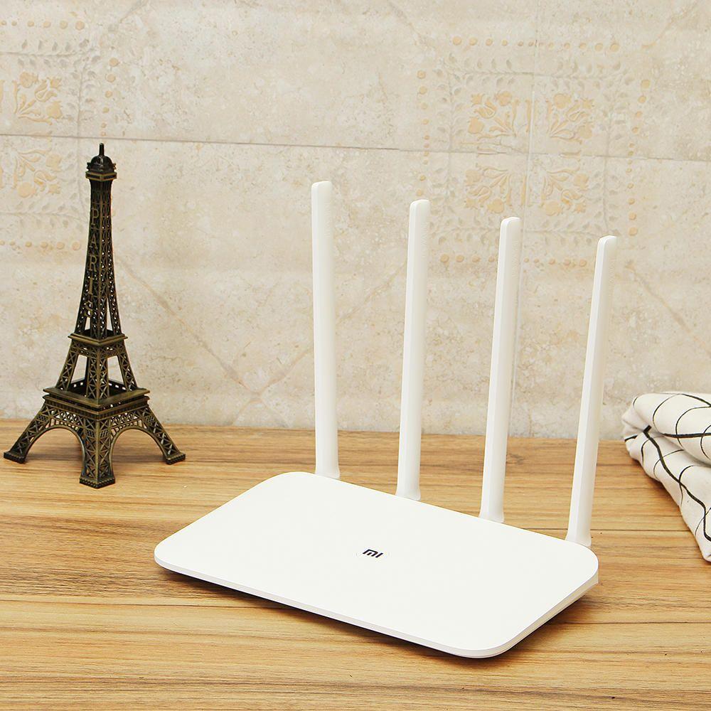 Xiaomi Mi Wifi 4 Router 1167mbps Smart 4 Antennas (5)