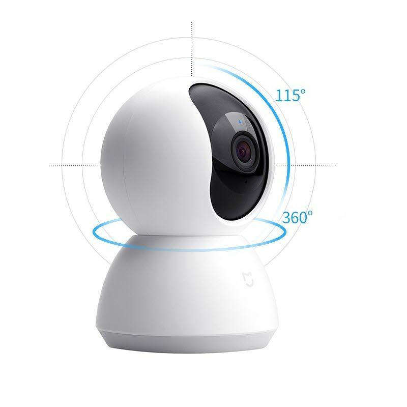 Xiaomi Mijia Smart 1080p Wifi Ip Camera (3)