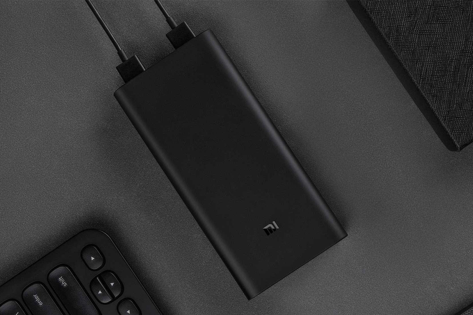 Xiaomi Power Bank 3 Pro 20000mah Usb C Qc 3 0 Fast Charge Power Bank (8)