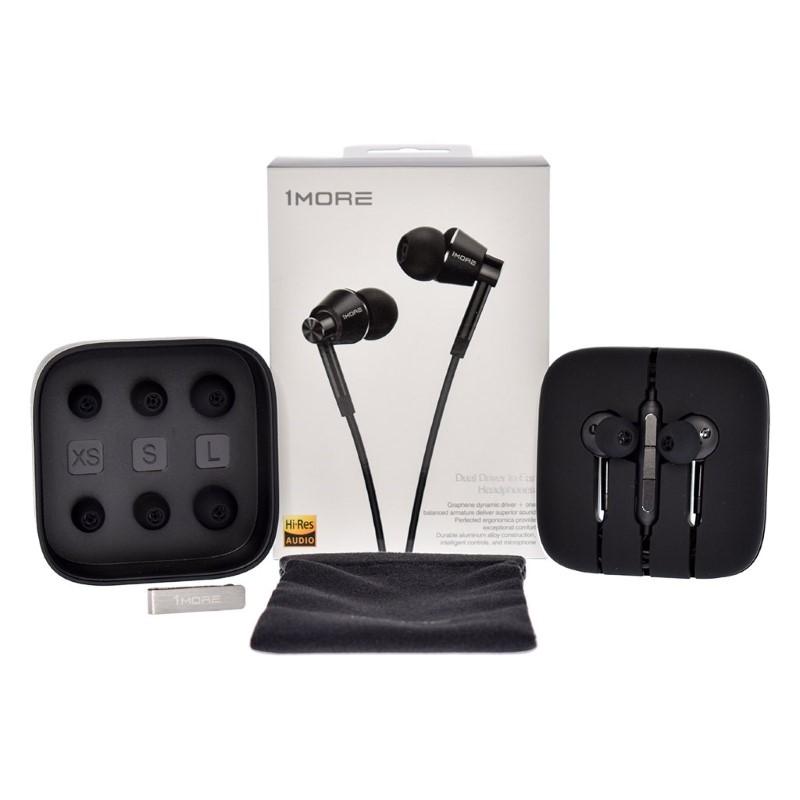 1more Dual Driver In Ear Headphones E1017 (10)