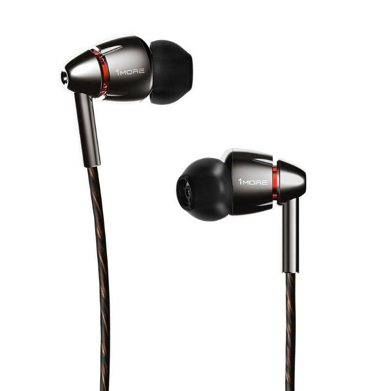1more E1010 Quad Driver In Ear Headphones (10)