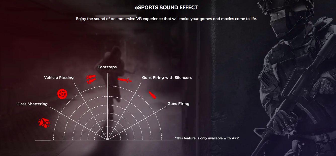 1more E1020bt Spearhead Vr In Ear Gaming Earphone (2)