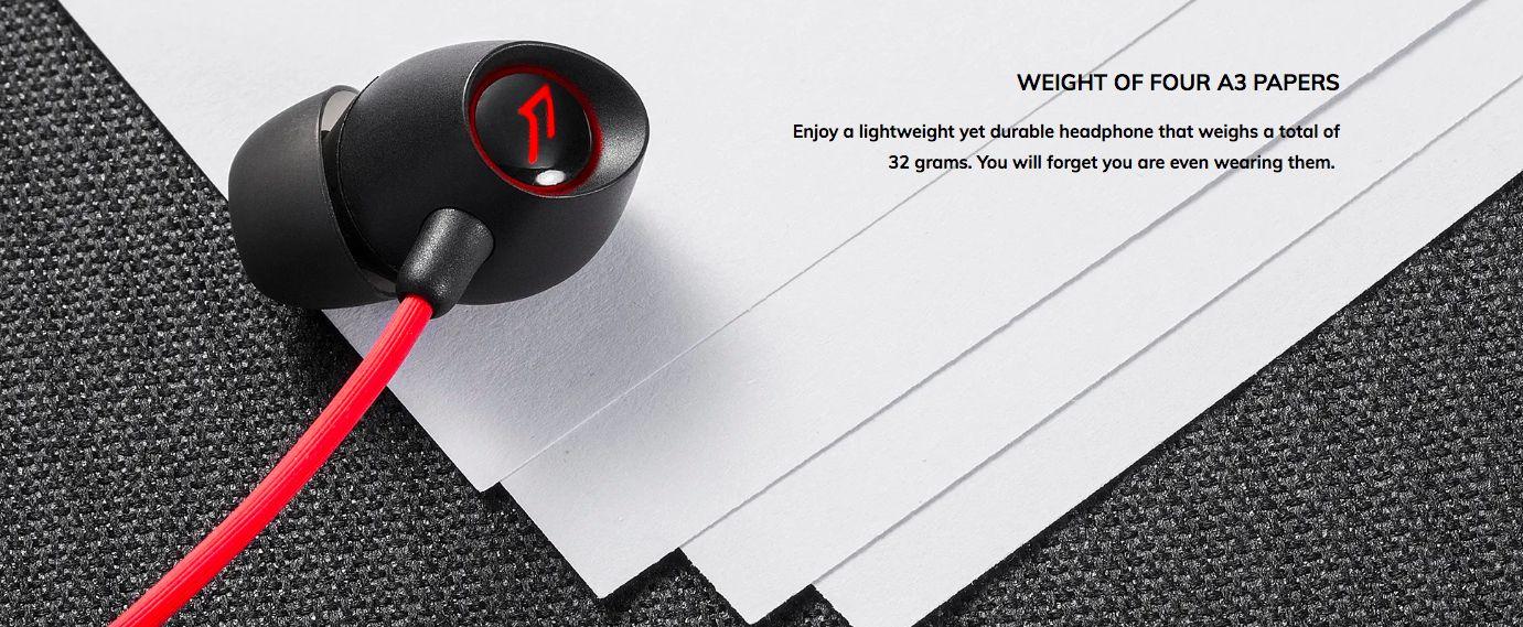 1more E1020bt Spearhead Vr In Ear Gaming Earphone (5)