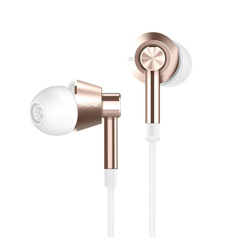 1more Single Driver In Ear Earphone With Mic 1m301 (4)