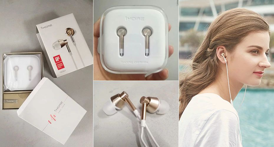 1more Single Driver In Ear Earphone With Mic 1m301 (7)