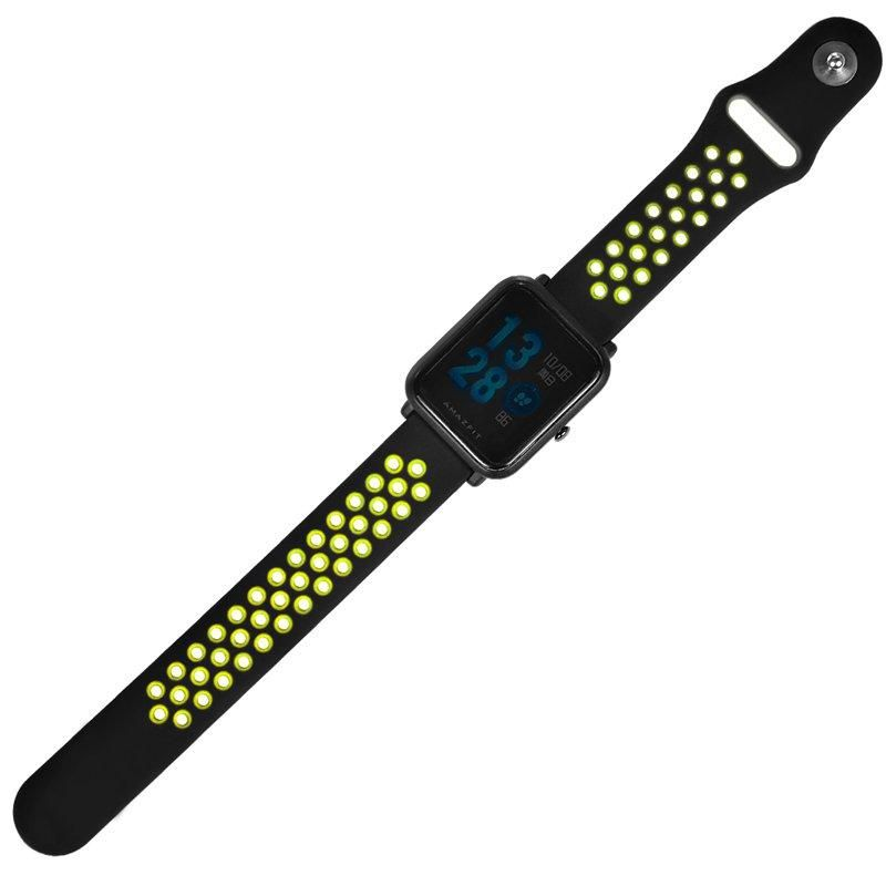 20mm Premium Silicone Band Strap For M28 Amazfit Bip (13)