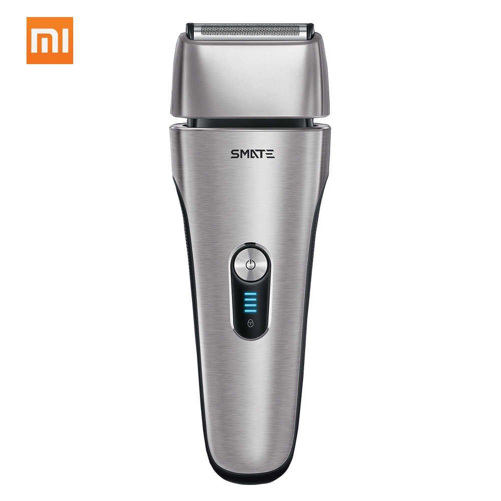 Xiaomi Mijia Smate 4 Blade Electric Razor For Dry And Wet Shave (7)