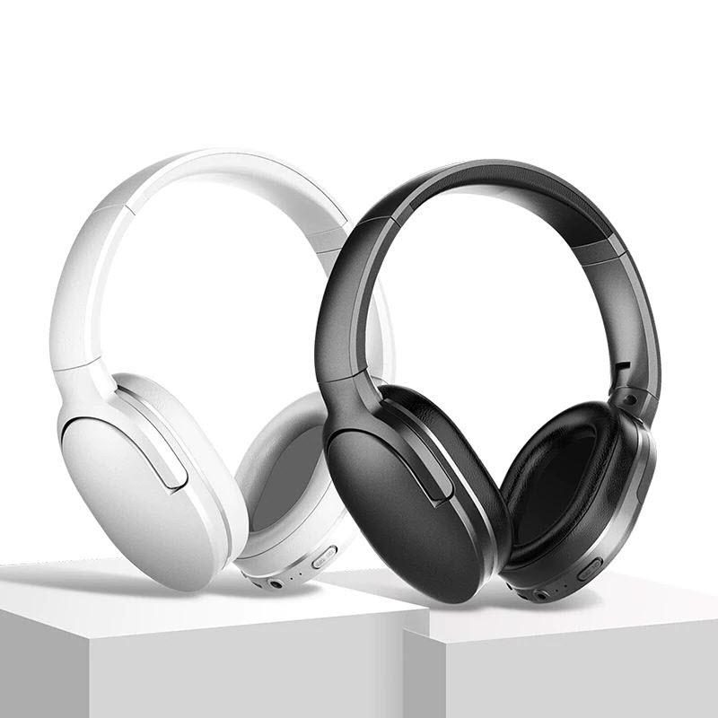 Baseus D02 Bluetooth 5 0 Wireless Headphone (2)