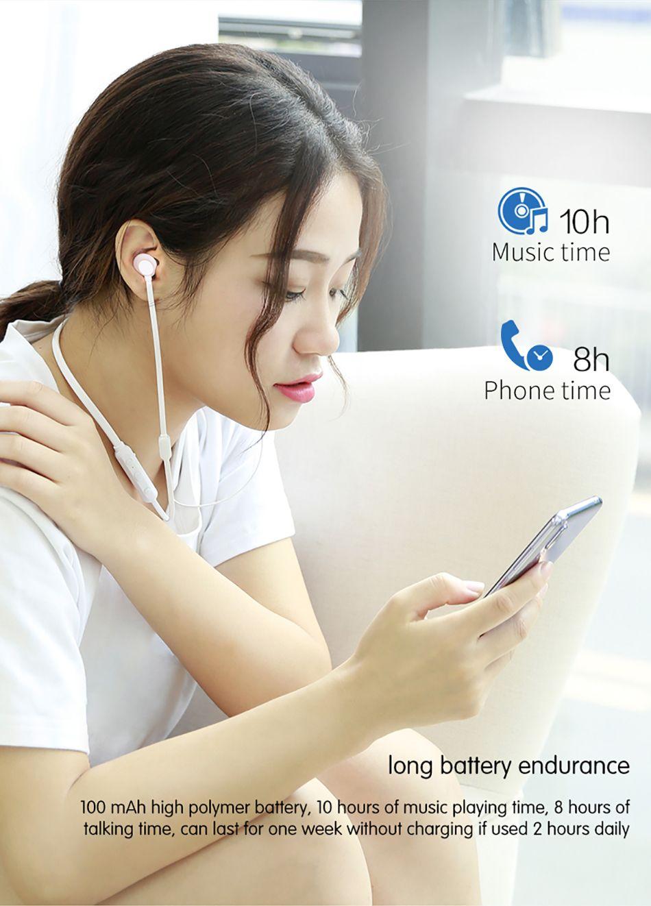 Baseus Encok S11 Neckband In Ear Bluetooth Sports Earphone With Mic (14)