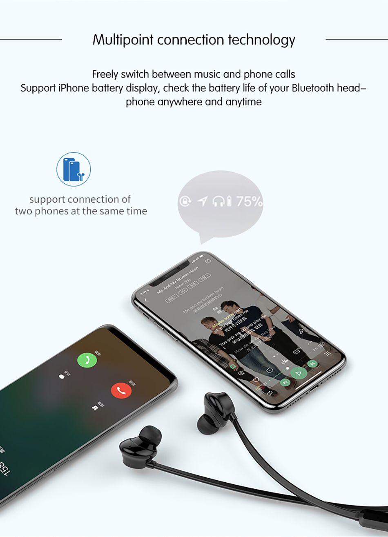Baseus Encok S11 Neckband In Ear Bluetooth Sports Earphone With Mic (15)