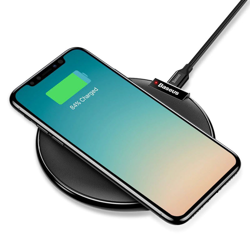 Baseus Qi Wireless Charger (4)