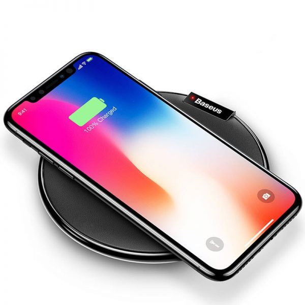Baseus Qi Wireless Charger (5)