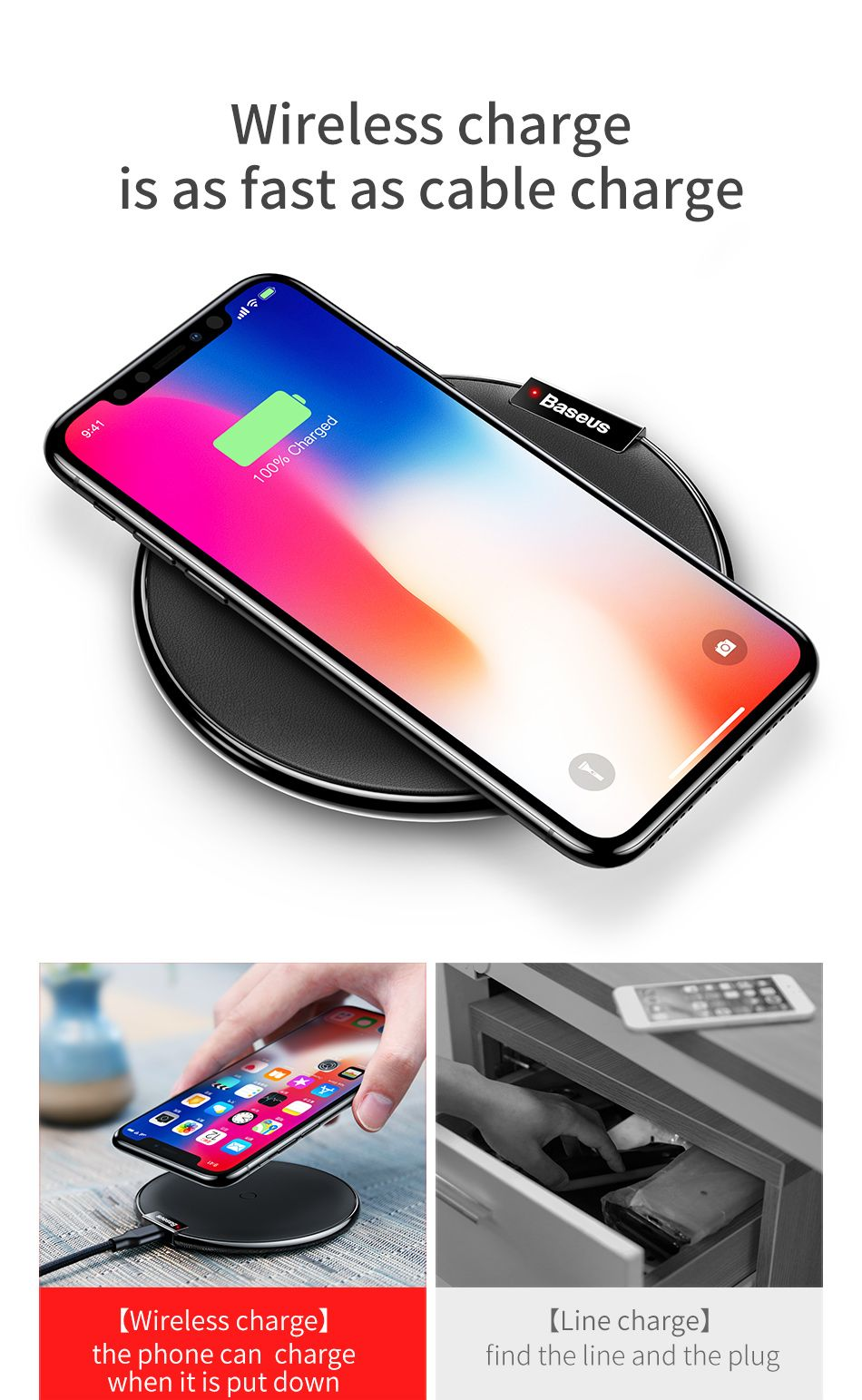 Baseus Qi Wireless Charger (6)