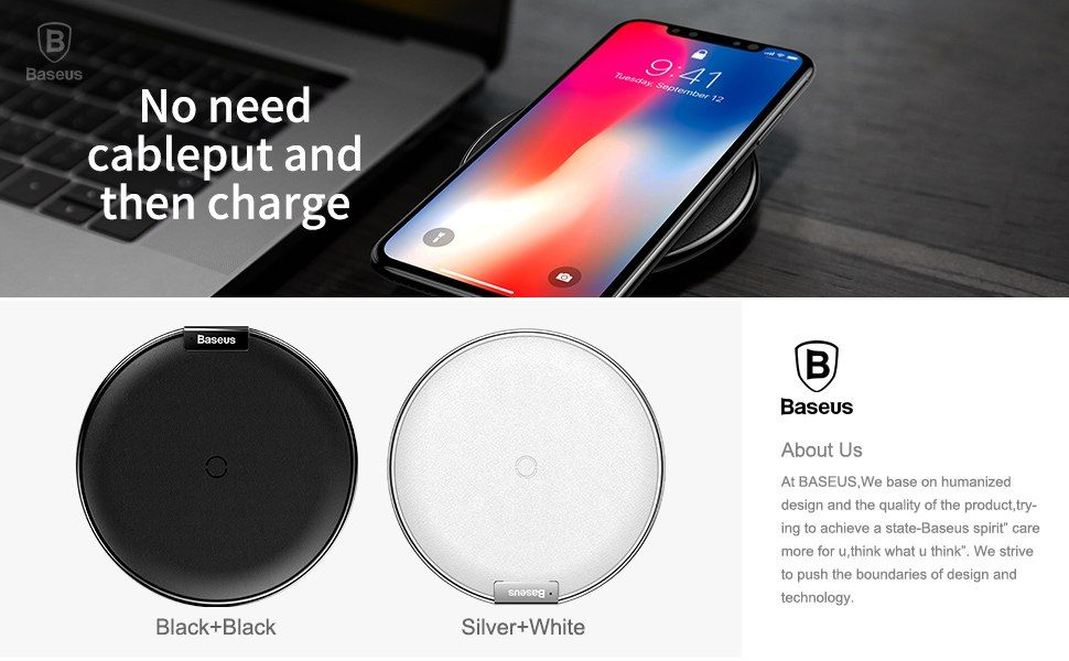 Baseus Qi Wireless Charger (7)