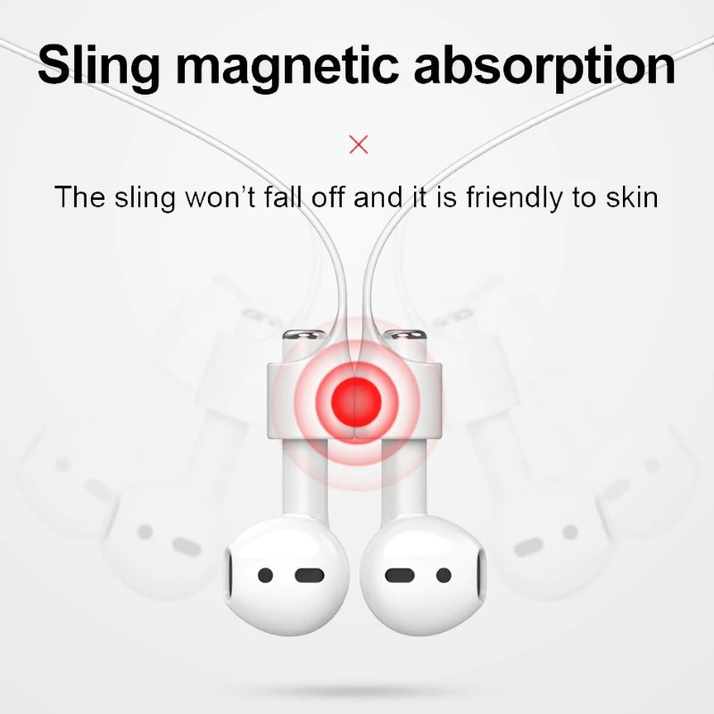 Baseus Silicone Case For Apple Airpods (4)