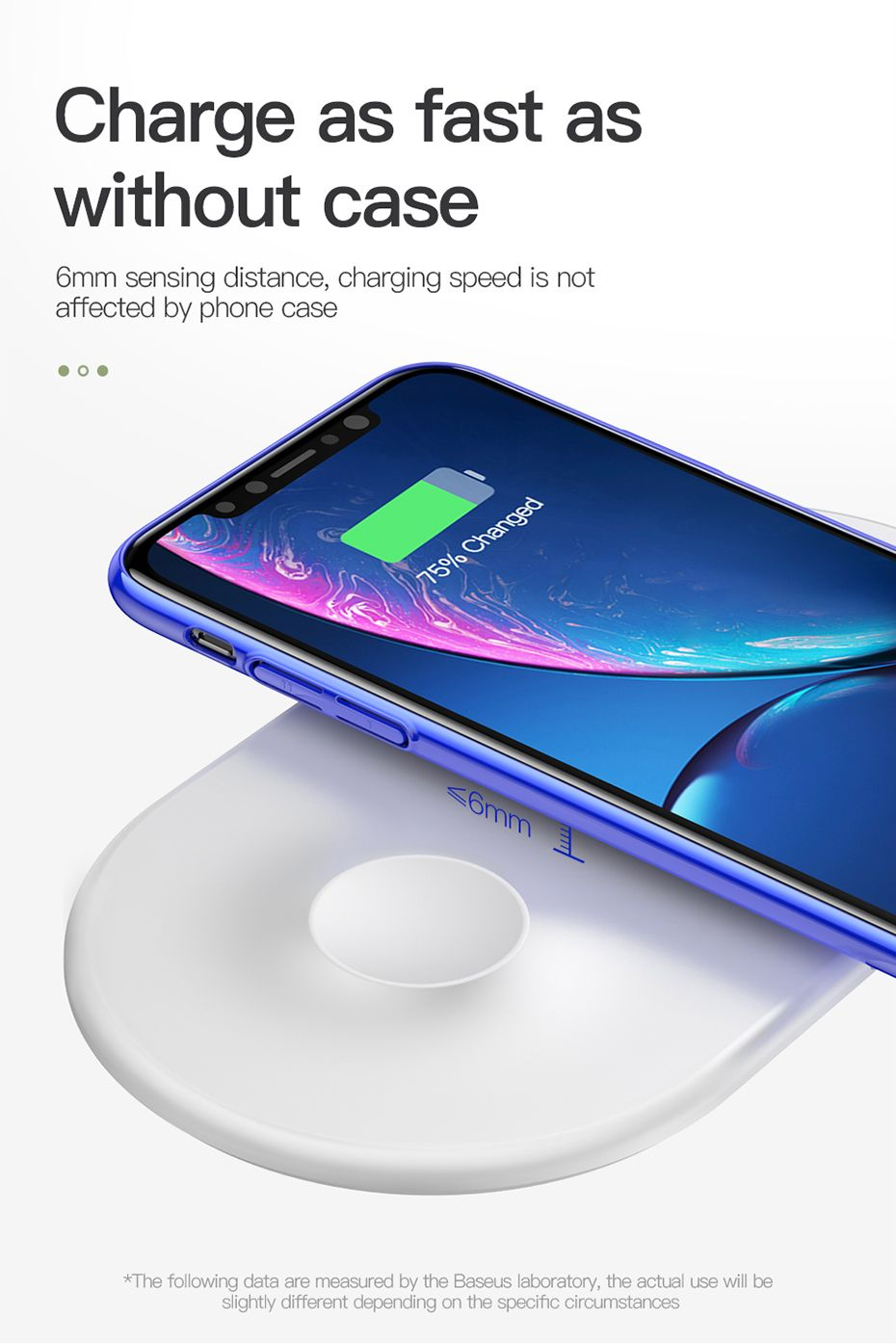 Baseus Smart 2 In 1 Wireless Qi Charger For Iphone Apple Watch (8)