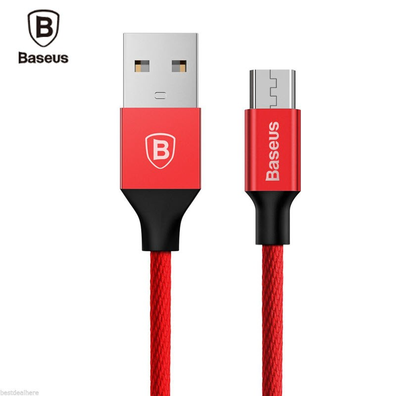 Baseus Yiven Micro Usb Data Charging Braided Cable (4)