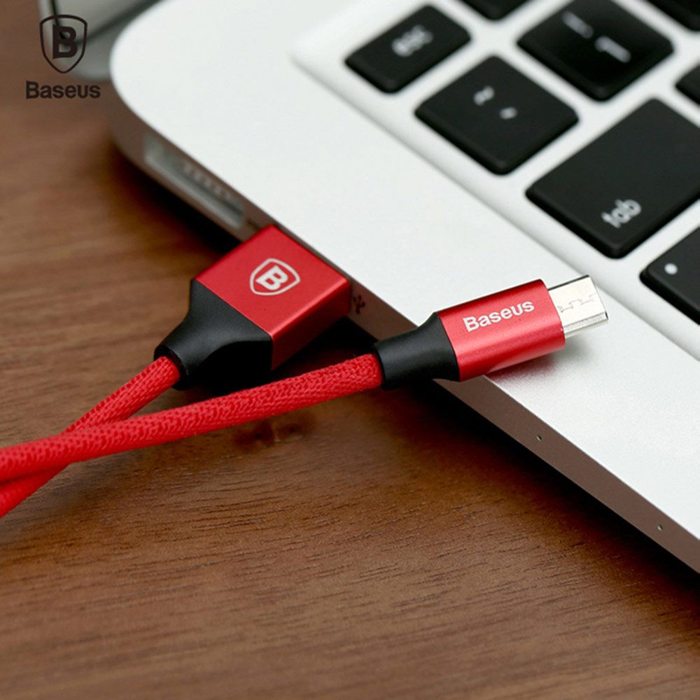 Baseus Yiven Micro Usb Data Charging Braided Cable (6)