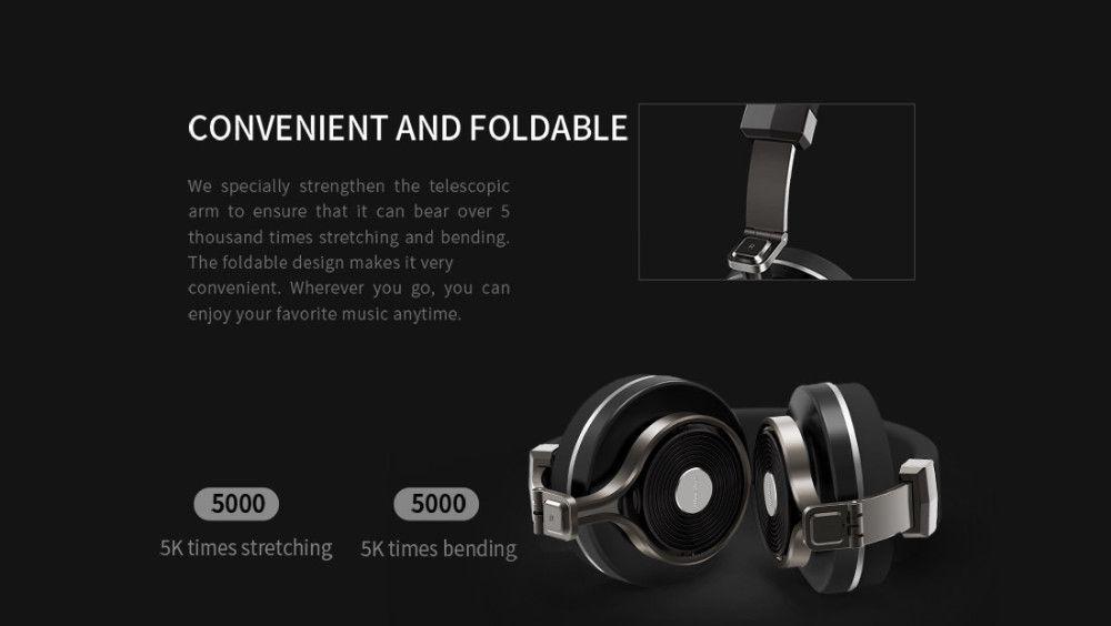 Bluedio T3 Plus Wireless Bluetooth Headphones (2)