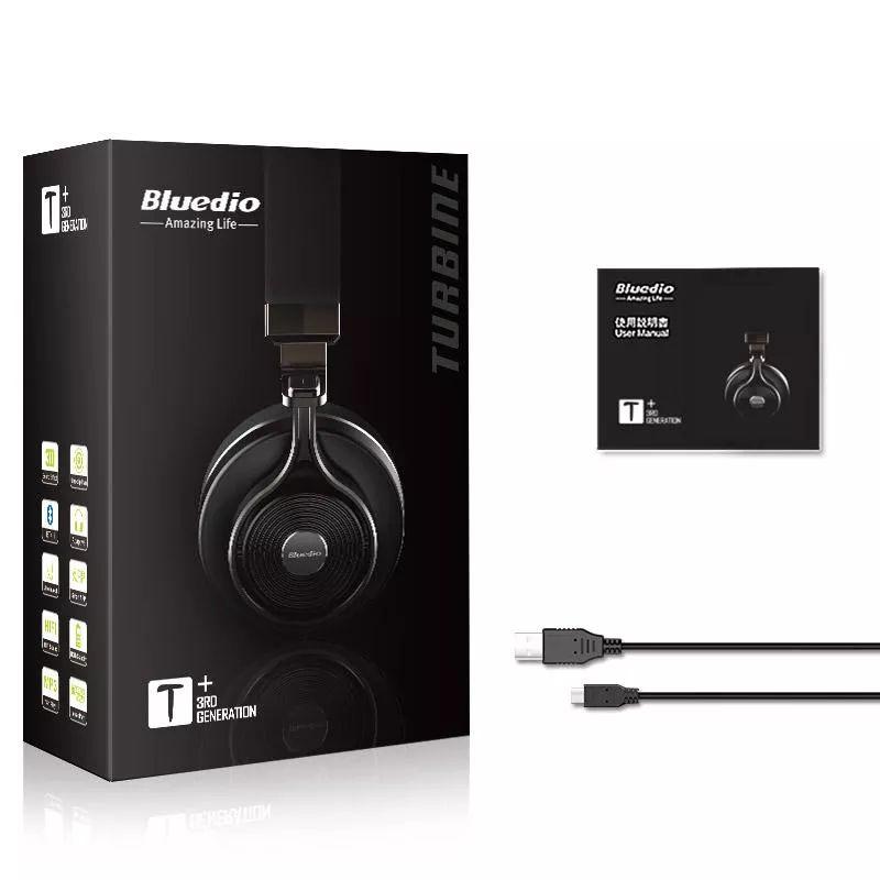 Bluedio T3 Plus Wireless Bluetooth Headphones (6)
