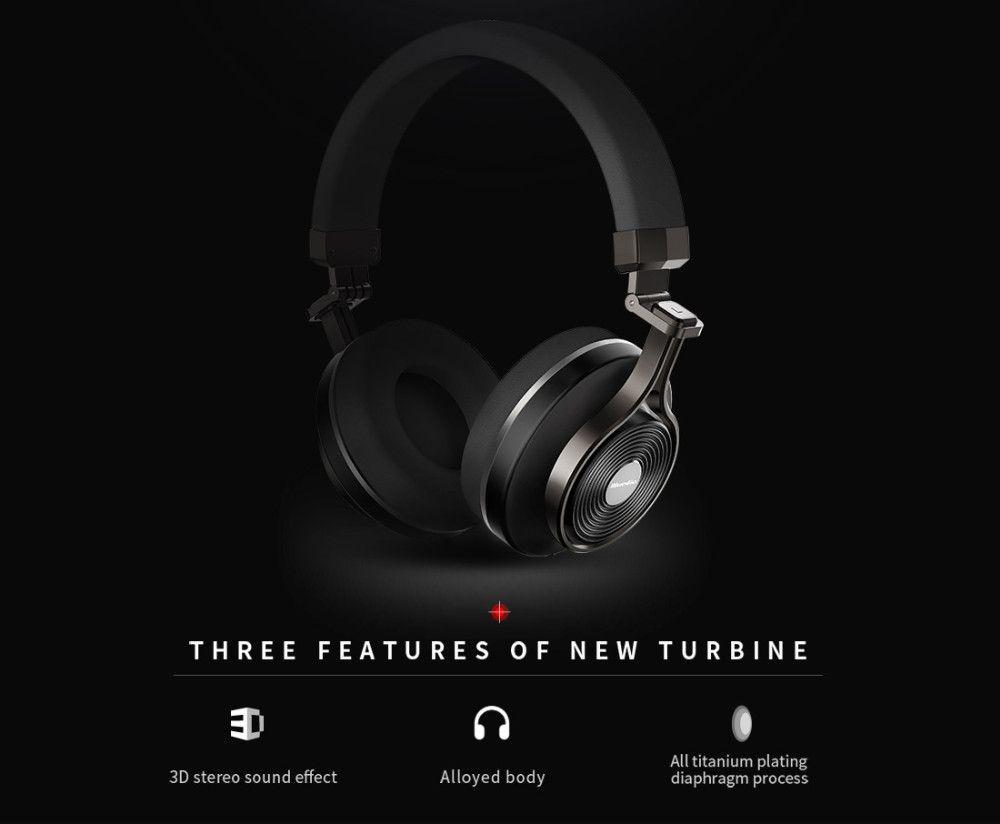 Bluedio T3 Plus Wireless Bluetooth Headphones (7)