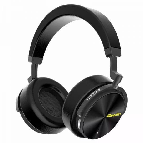 Bluedio T5 Active Noise Cancelling Bluetooth Headphone (3)
