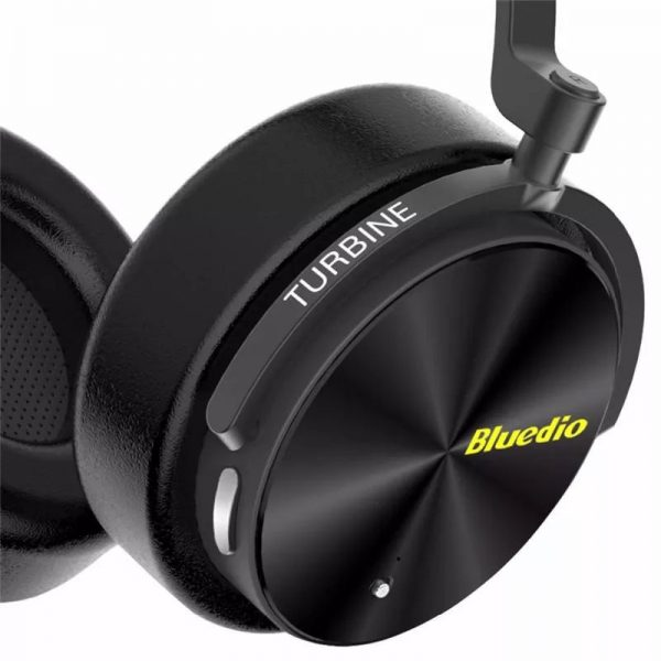 Bluedio T5 Active Noise Cancelling Bluetooth Headphone (7)