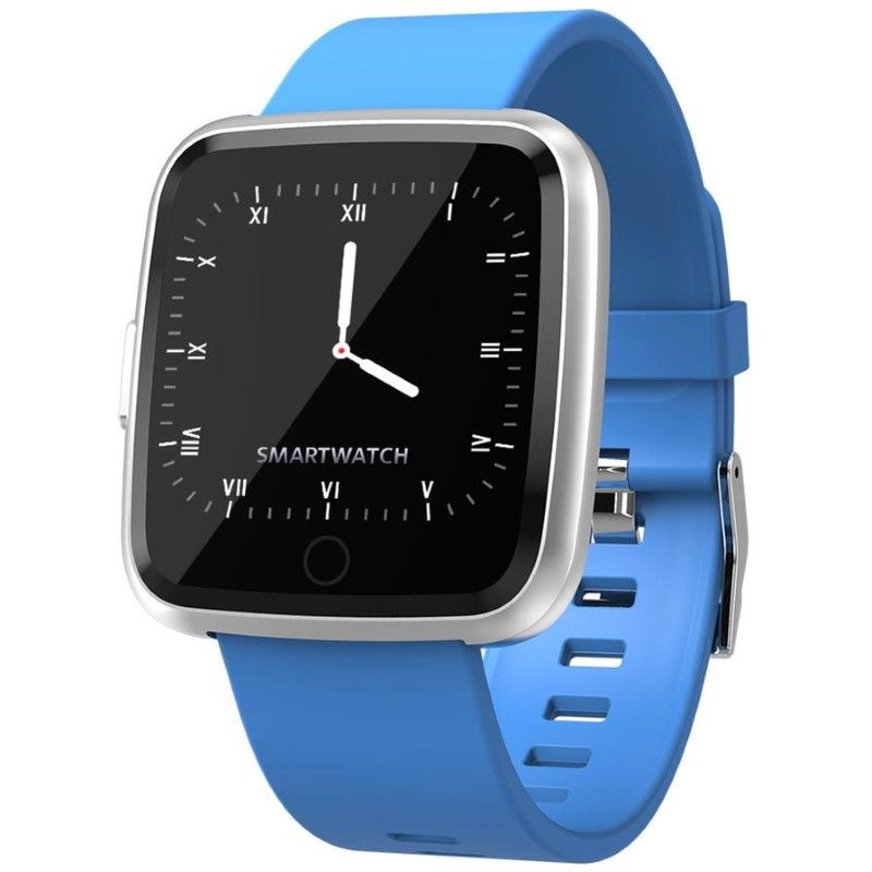 Huawise Y7 Smartwatch With Silicone Strap (6)