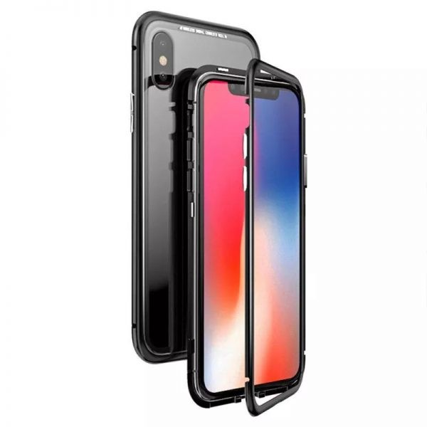 Magnetic Adsorption Case For Iphone X (9)