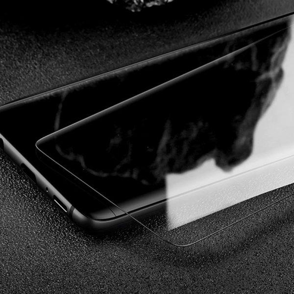 Nano Liquid Full Glue Tempered Glass With Uv Lig