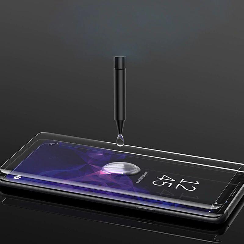 Nano Liquid Full Glue Tempered Glass With Uv Light (1)