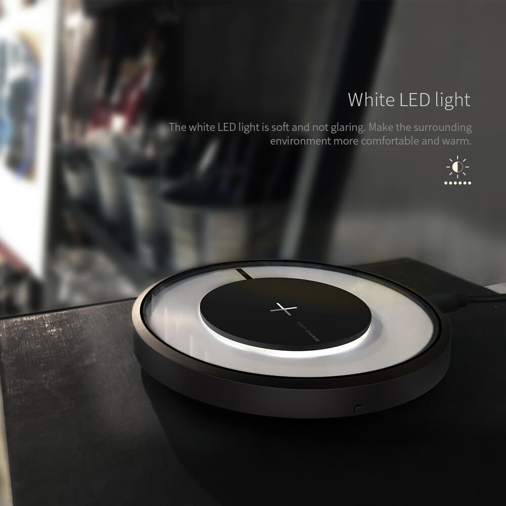 Nillkin Qi Wireless Charger Magic Disk 4 Fast Charge (10)