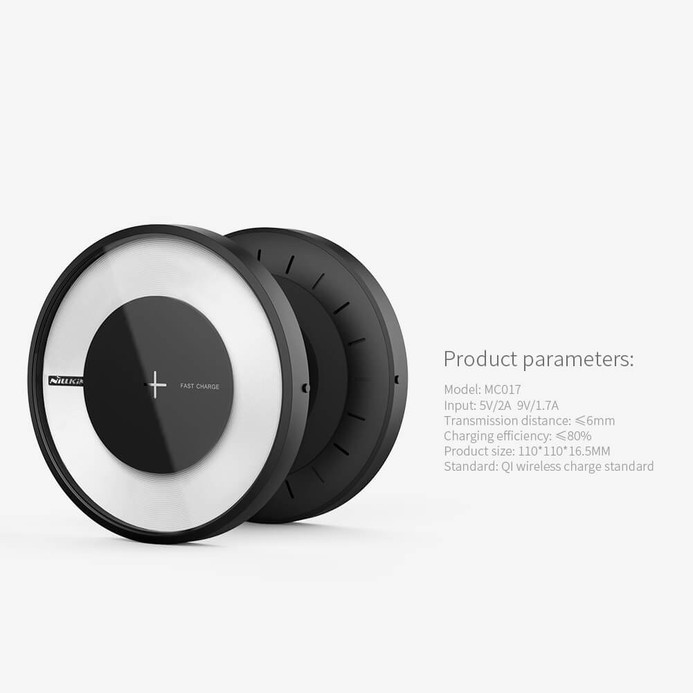 Nillkin Qi Wireless Charger Magic Disk 4 Fast Charge (15)