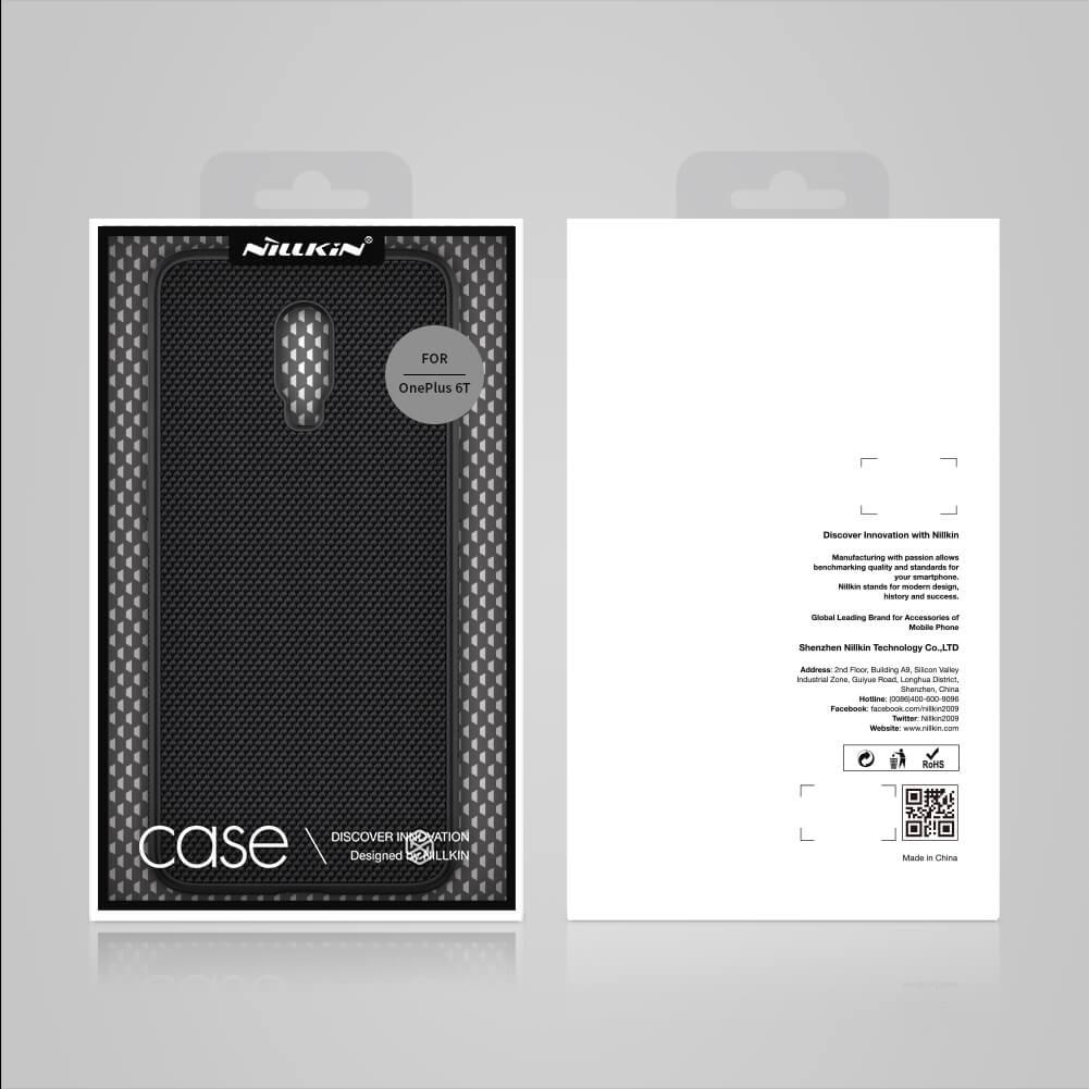 Nillkin Textured Nylon Fiber Case For Oneplus 6t (13)
