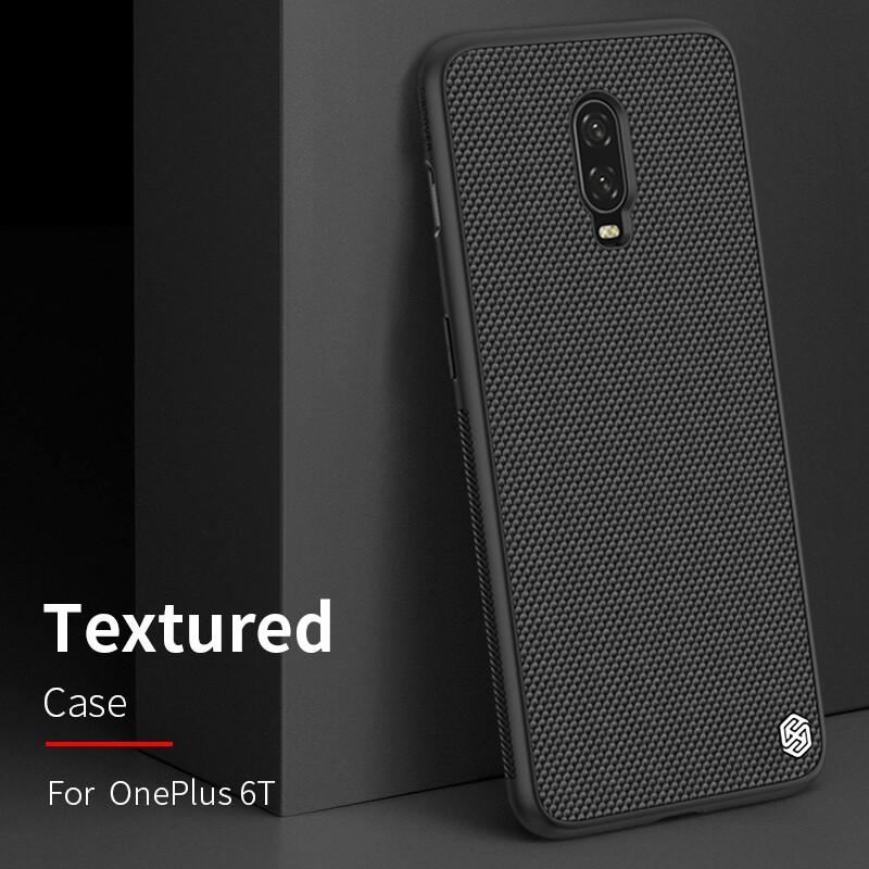 Nillkin Textured Nylon Fiber Case For Oneplus 6t (6)