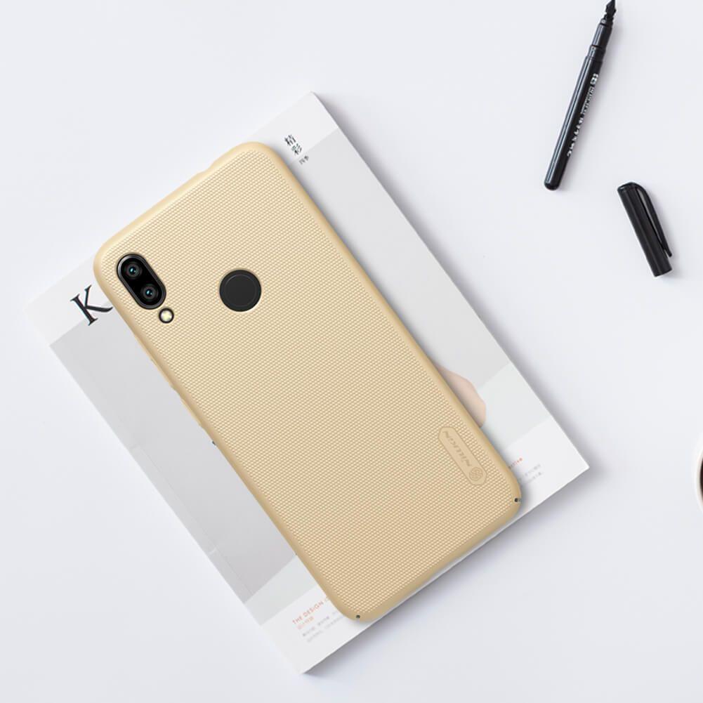 Nillkin Xiaomi Redmi Note 7 Super Frosted Shield Case (12)
