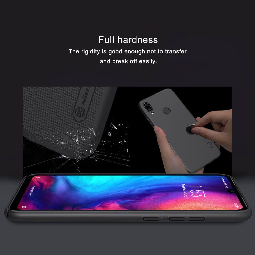 Nillkin Xiaomi Redmi Note 7 Super Frosted Shield Case (3)
