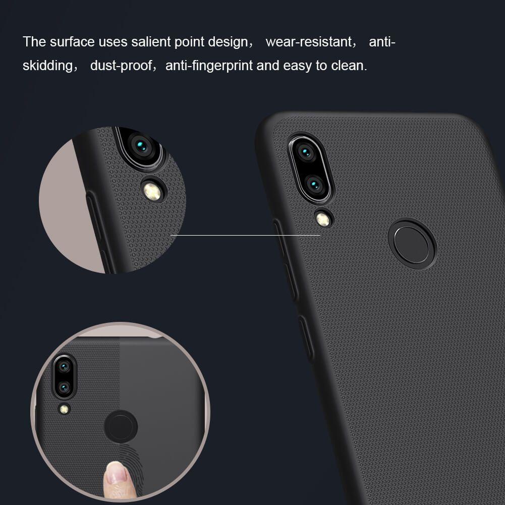 Nillkin Xiaomi Redmi Note 7 Super Frosted Shield Case (5)